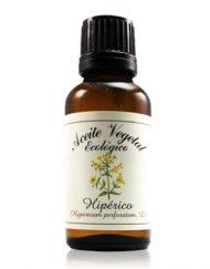 aceite vegetal de hipérico