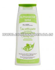 Agua limpiadora Bebé Alphanova 200 ml