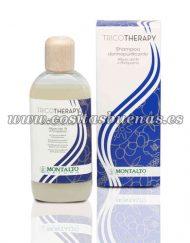 champu ecologico dermopurificante para cabello con caspa
