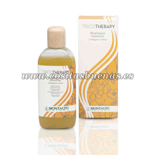 champu ecologico hidratante para cabello seco