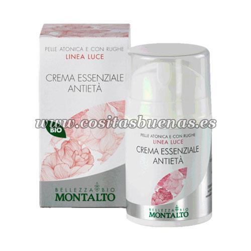 crema esencial antiedad ecológica