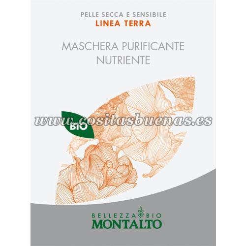 mascarilla purificante y nutritiva de caléndula