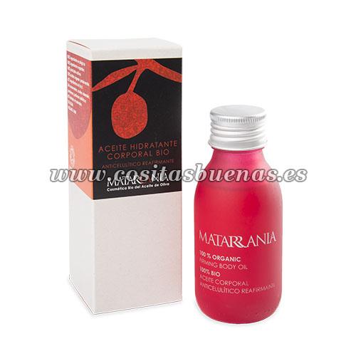 aceite corporal anticelulítico reafirmante bio