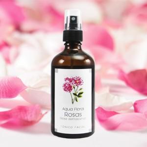 Agua de Rosas como ritual de belleza