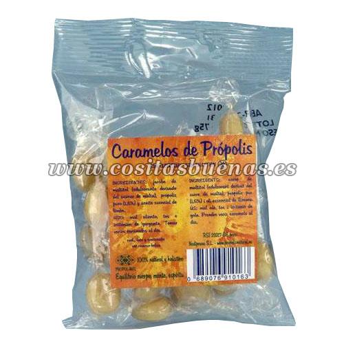 Caramelos de própolis ecológicos PROPOL-MEL