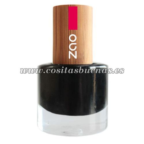 Esmalte de uñas 644 Noir