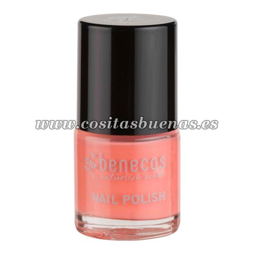 Esmalte de uñas Peach Sorbet BENECOS