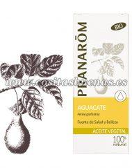 Aceite vegetal ecológico de Aguacate PRANARÔM