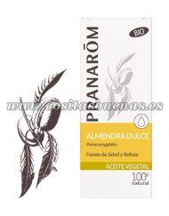 Aceite vegetal ecológico de Almendra dulce PRANARÔM