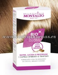 Mascarilla capilar bio Hair Gloss MONTALTO