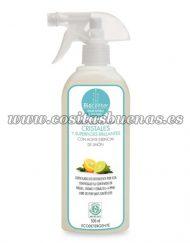 Eco Detergente limpia cristales y superficies brillantes BIOCENTER