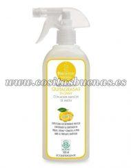 Eco Detergente quitagrasas BIOCENTER
