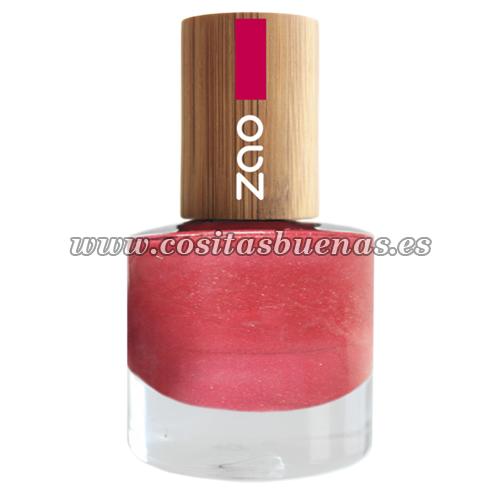 Esmalte de uñas 657 Rose Fuchsia ZAO