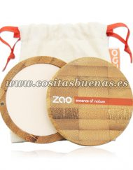Polvo compacto ecológico 301 Ivoire ZAO