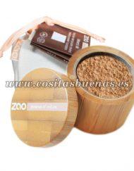 Polvos sueltos ecológicos 502 Beige Rosé ZAO