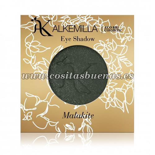 Sombra de ojos ecológica Malakite ALKEMILLA