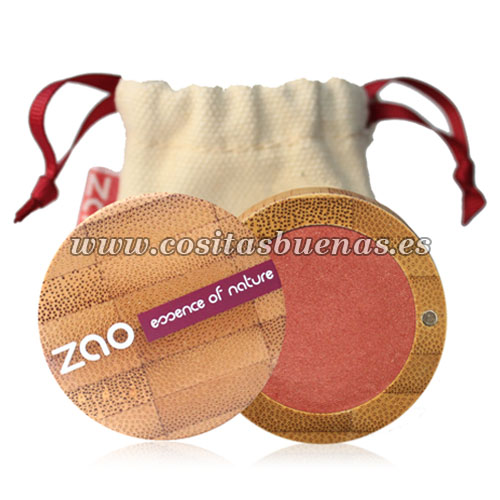 Sombra de ojos ecológica nacarada 119 Rose Corail ZAO