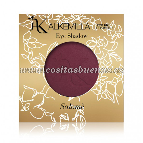 Sombra de ojos ecológica Salomè ALKEMILLA