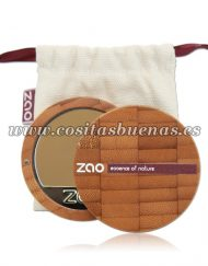 Maquillaje compacto ecológico 733 Neutre ZAO