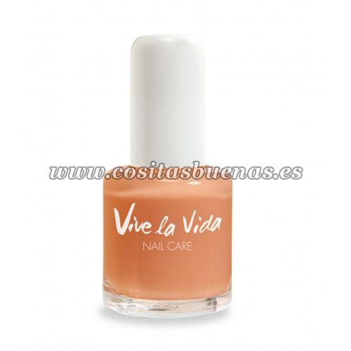 Esmalte de uñas Albaricoque VIVE LA VIDA