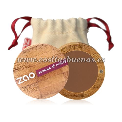 Polvo de cejas ecológico 261 Blond Cendré ZAO