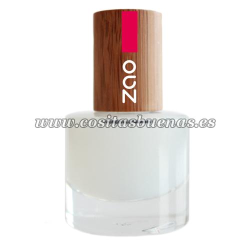 Esmalte de uñas 637 acabado Mate ZAO