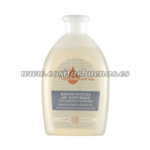 Gel de ducha ecológico pH natural NEBIOLINA