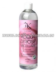 Agua micelar ecológica de Rosas ALKEMILLA