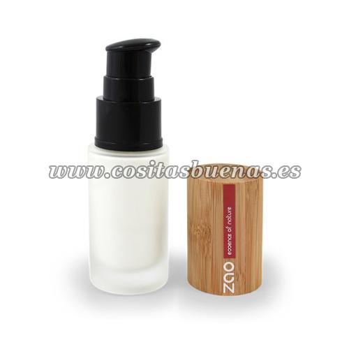 Prebase de maquillaje ecológico Sublim'Soft 750 ZAO