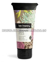Crema de manos de Coco y Lila BIO HAPPY