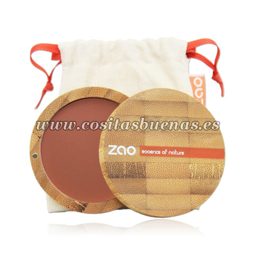 Colorete ecológico 321 Brun Orange ZAO
