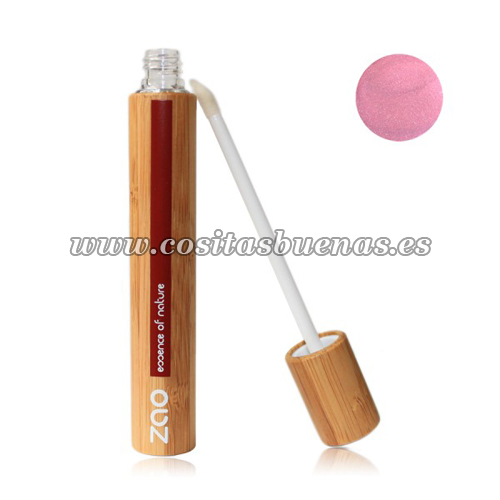 Gloss ecológico 001 Rose ZAO