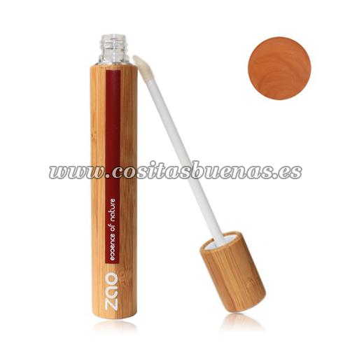 Gloss ecológico 003 Abricot ZAO