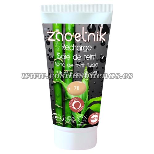 Recarga maquillaje fluido ecológico Sable Claro 711 ZAO