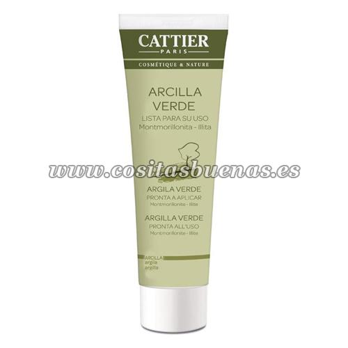 Arcilla verde lista para usar CATTIER