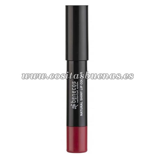 Lápiz de labios ecológico con brillo Silky Tulip BENECOS