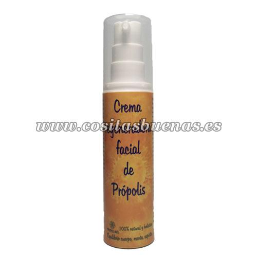 crema regeneradora ecologica facial propolis