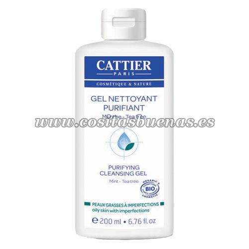 Gel limpiador purificante Bio CATTIER