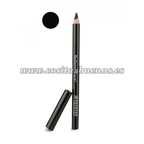 lápiz de ojos ecológico negro