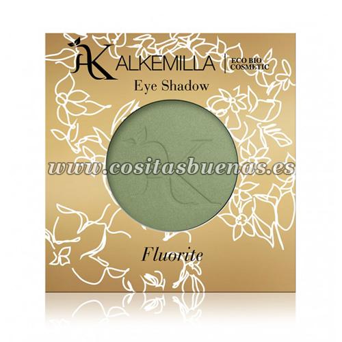 Sombra de ojos ecológica Fluorite ALKEMILLA