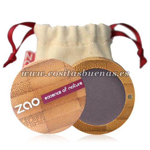 Sombra de ojos ecológica mate 205 Violet Sombre
