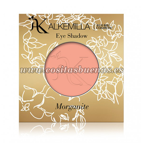 Sombra de ojos ecológica Morganite ALKEMILLA