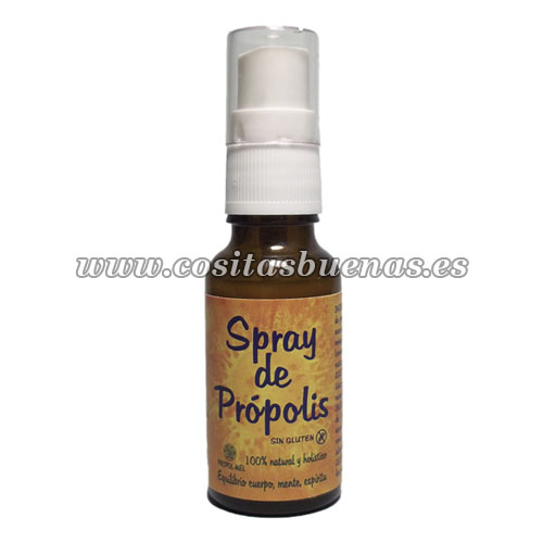 spray bucal natural propolis