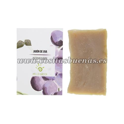 Jabón ecológico de Uva