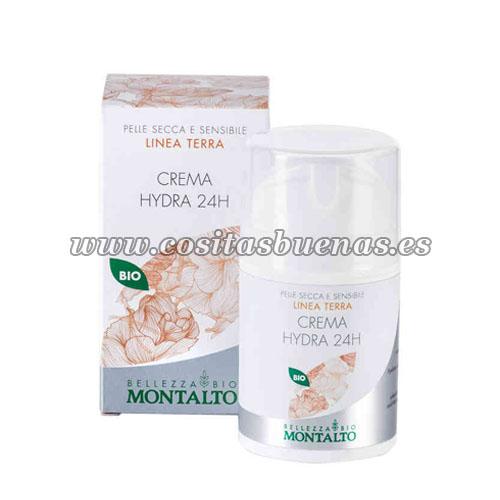 crema hydra ecológica 24h de caléndula