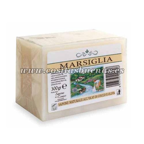 Jabón natural de Marsella SAPONE DI UN TEMPO